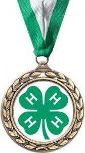 James W Crowley 4-H Dairy Award Logo