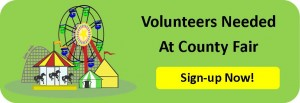 Fair Volunteer Sign-up