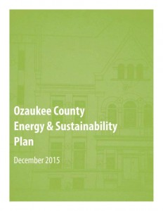 Final Energy and Sustainability Plan cover